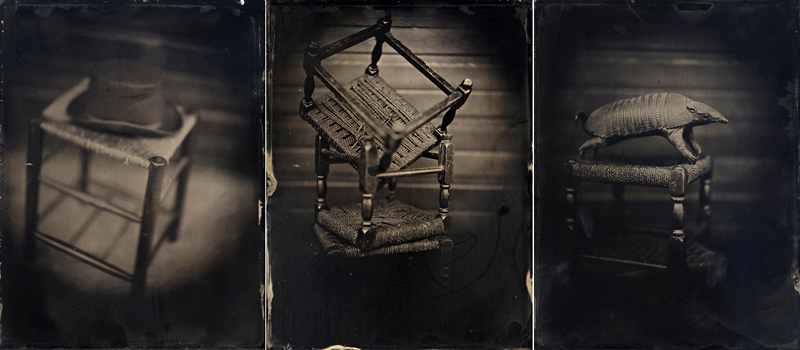 Tintypes Whole Plate